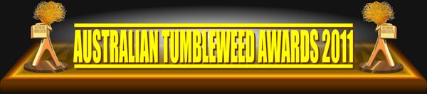 Australian Tumbleweed Awards 2011