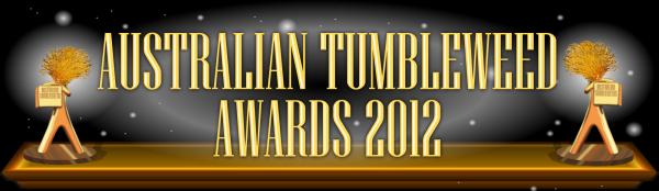 Australian Tumbleweed Awards 2012