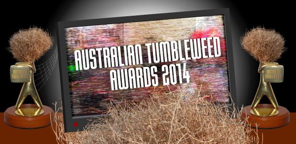 Australian Tumbleweed Awards 2014