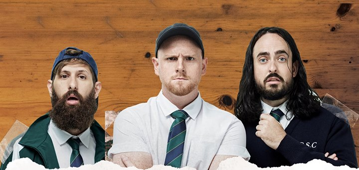 Aunty Donna in Glenridge Secondary College