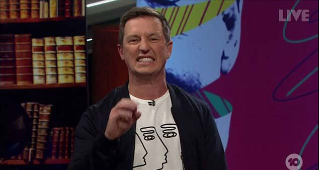 Rove McManus hosting Saturday Night Rove