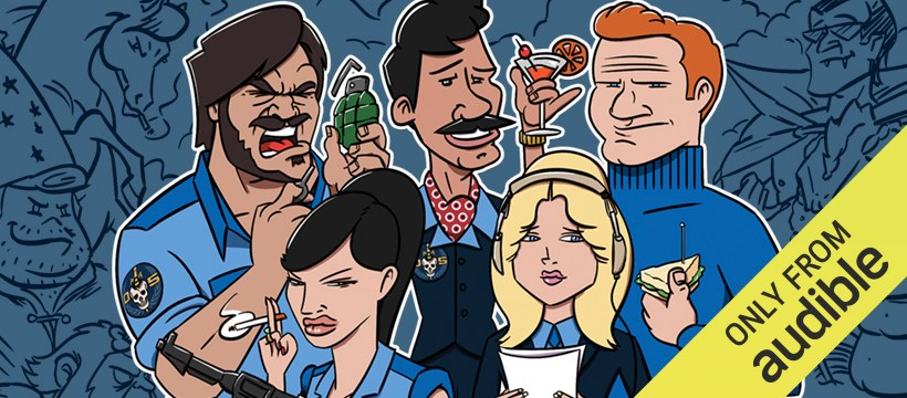 Danger 5 Stereo Adventures