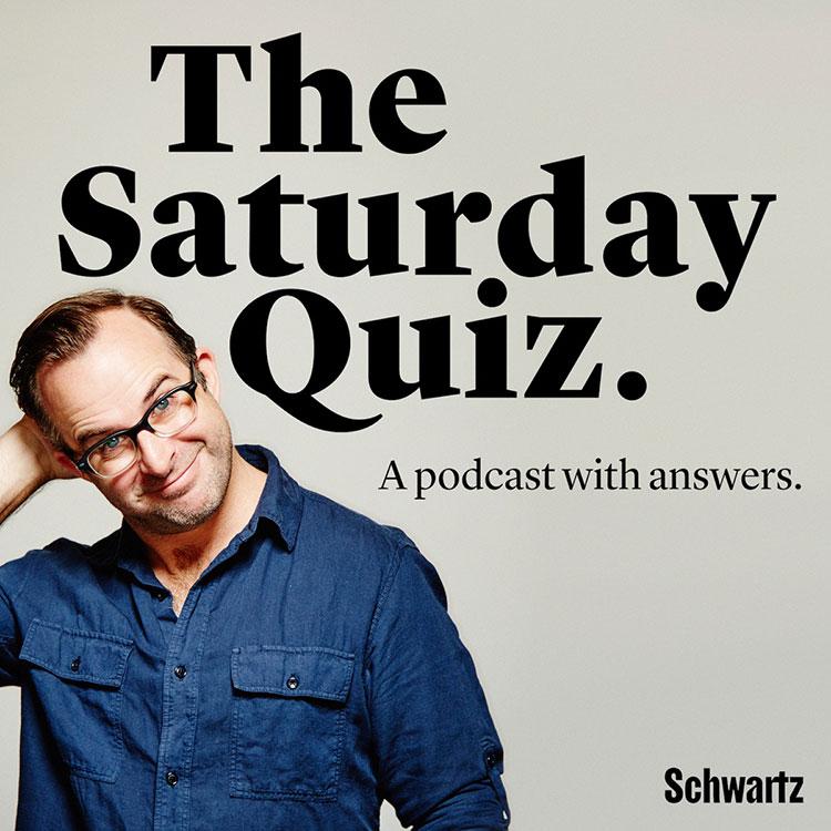 The Saturday Quiz